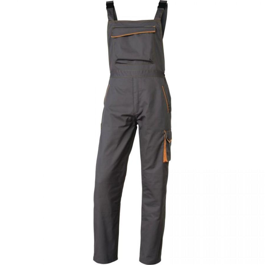 M6SAL Φόρμα  με Τιράντες Ρούχα Εργασίας
